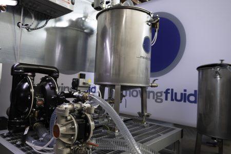 Studio e prototipazione sistema automatico di diluizione colla progettato da Movingfluid con Henkel