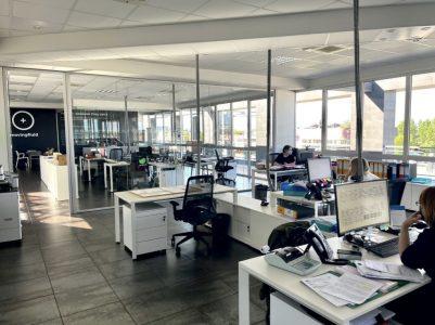 Uffici Movingfluid (Modena – Italia)